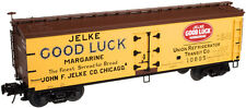 "Atlas ""O"" #3001514-1 Jelke Margarine 40' Wood Reefer #10805 (3 Rail)"