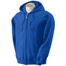 New Mens Hoodie Fleece Zip Up Hoodie Jacket Sweatshirt Hooded Zipper Sweater Top