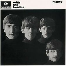 With the Beatles (mono) - Beatles New & Sealed LP Free Shipping