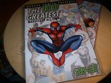 Marvel - The 100 Greatest Marvels of all time - diverse Ausgaben - top neu