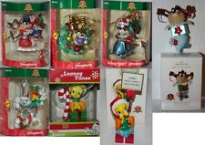 LOONEY TUNES-Ornament/Christmas CHOOSE:Taz,Tweety, Bugs Bunny