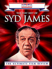 New & Sealed - The Very Best of SID JAMES  (DVD, 2009)