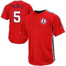 Los Angeles Angels Albert Pujols Crosstown Rivalry Jersey - NEW FREE SHIPPING