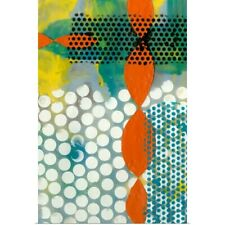 Poster Print Wall Art entitled Translucent Abstraction II