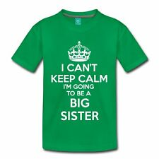 Going To Be A Big Sister Unisex Baby T-Shirt by Spreadshirt