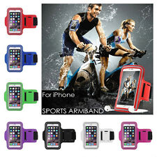 1x Premium Running Sports Gym Armband Case Cover for Apple iPhone 5 5s 5c Q0N
