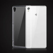 Soft Silicon TPU Transparent Ultra Thin Gel Back Case Cover For Sony Xperia ab