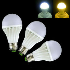 13W E27 LED Lamp Bulb White Warm Bright Light Energy Saving Bright AC85V-260V