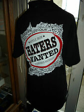 T-SHIRT CATCH WWE THE MIZ HATERS WANTED TAILLE : S,M,L,XL HOMME/MEN/ENFANT
