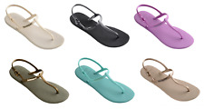 "HAVAIANAS ""FREEDOM"" WOMEN'S SANDALS/FLIP FLOPS (Choice of 6 colours) UK3 - UK8"
