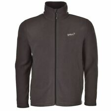 Gelert Warm Full Zip Ottawa Mens Fleece Jacket CHARCOAL - Size S M L XL XXL XXXL