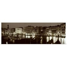 Poster Print Wall Art entitled Grand Canal Venice Italy
