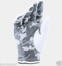 New - Under Armour 2016 UA Men's StrikeSkin Camo Golf Glove