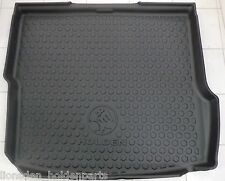 Genuine Holden VF Commodore Cargo Liner Rubber Mat Rear Boot Sedan Only