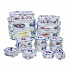 LOCK & N AND LOCK Airtight Plastic Food containers Classic BPA FREE