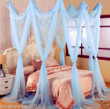 mosquito net for bed romantic bed canopy full/queen/king/California king size