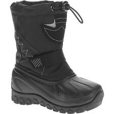 Ozark Trail Toddler Boys' Black Temp Rated Winter Boots/Shoe: 5