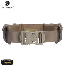 EMERSON MOLLE Padded Patrol Belt Men Sports Airsoft Military Nylon Hunting Belts