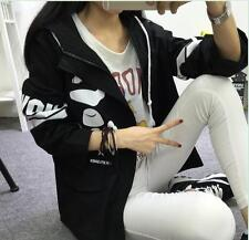 BF Harajuku student printing thin section loose baseball uniform coat jacket