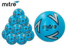 10 x BRAND NEW MITRE IMPEL - WHITE/BLUE/NAVY *2015 GRAPHICS* SIZE 3,4,5