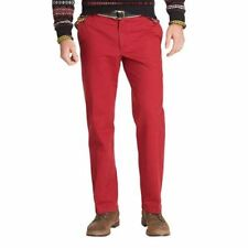 Izod Pants Saltwater Classic-Fit Chino Pants Rio Red MSRP $58.00 Various Sizes
