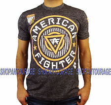 American Fighter Northbridge FM2718A Men`s New Black T-shirt By Affliction