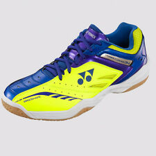Yonex Badminton Shoes SHB-34EX Yellow/Blue, Gentle on Feet & Joints w/Good Grip