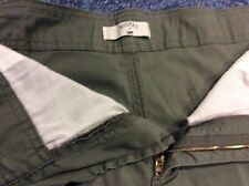 Riders By Lee Army Green Capri's, Women's Size 18M