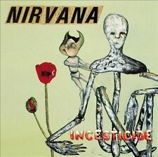 Incesticide by Nirvana (US) (CD, Sep-1997, Geffen)