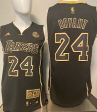 KOBE BRYANT Lakers SNAKESKIN Swingman JERSEY Limited Edition 824 Made Sz S-XXL