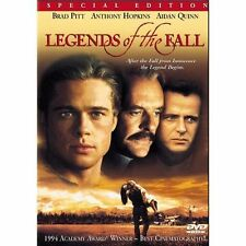 Legends of the Fall ( DVD Special Edition ) Feat. Brad Pitt & Anthony Hopkins