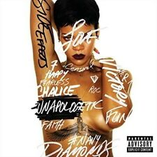 Unapologetic (Limited Deluxe Edition) - Rihanna Compact Disc