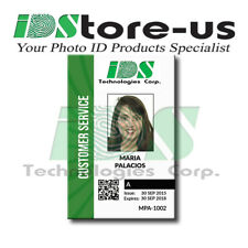 Custom Printed Full Color ID cards, PVC, High Quality