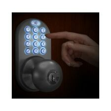 Keyless Door Lock Electronic Security Digital Touchpad Passcode Home Office Safe