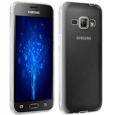 Ultra Thin Soft TPU Gel Clear Crystal Transparent Case Cover Skin For Samsung