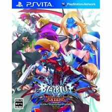 Used PS Vita Blazblue: Continuum Shift Extend Japan Import