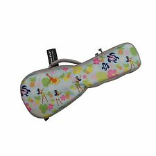 """HULA GIRL"" Ukulele Bag Ukulele Case Ukulele Cover for Soprano Concert Ukulele"