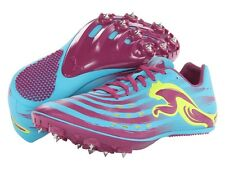 Womens PUMA TFX Sprint V4 Track Running Spikes Cleats Shoes Purple SIZE 8.5