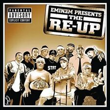 Eminem Presents: Re-up - V/A New & Sealed LP Free Shipping