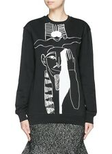 McQ Alexander McQueen Egyptian Illustration Print Sweatshirt *SALE*
