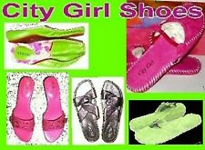 Sizes 6-10 - City Girl Shoes: Leather Uppers & Moccasins, Pumps