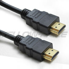 3-15FT PREMIUM 1.4 HDMI To HDMI Cable Head 1080P HDTV 3D ADVANCED+HIGH SPEED