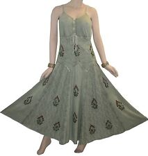 594 DR Agan Traders Evening Party Summer Sexy Spaghetti Strap Dress India