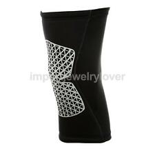 Elastic Compression Sleeve Knee Support Brace Pads for Sports Fitness Relief