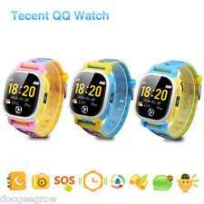 Tencent QQ Kids Smart Watch GPS LBS Locator Camera Tracker SOS For Android IOS