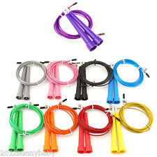 Practical Speed Wire Skipping Jump Rope Fitness Sport Exercise Cardio Crossfit