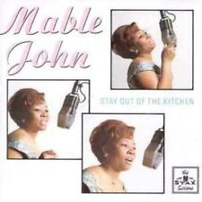 Stay Out of the Kitchen - Mable John New & Sealed Compact Disc Free Shipping