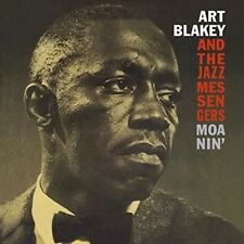 Moanin' - Blakey,Art & Jazz Messengers New & Sealed LP Free Shipping