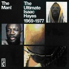 Man! the Ultimate Isaac Hayes - Hayes,Isaac New & Sealed LP Free Shipping