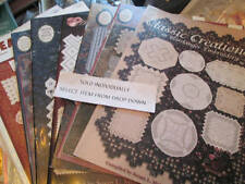 Hardanger Embroidery Book Your Choice- Compiled By Meier & Watnemo